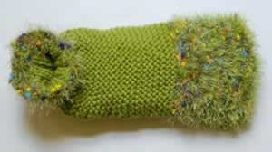 Lulu Couture Green Knit